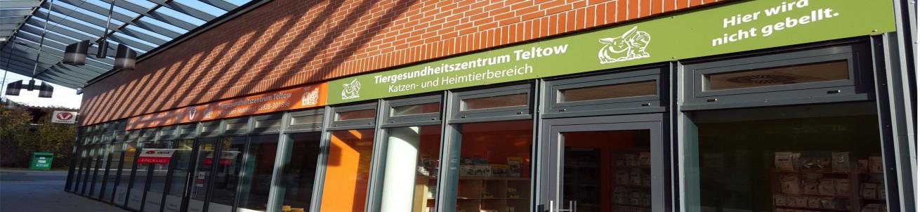 Tiergesundheitszentrum Teltow